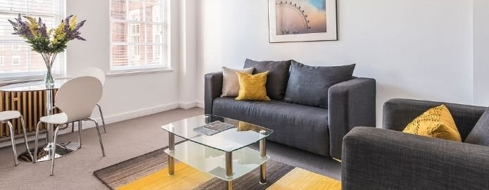 Dolphin Square One-Bed Apartment